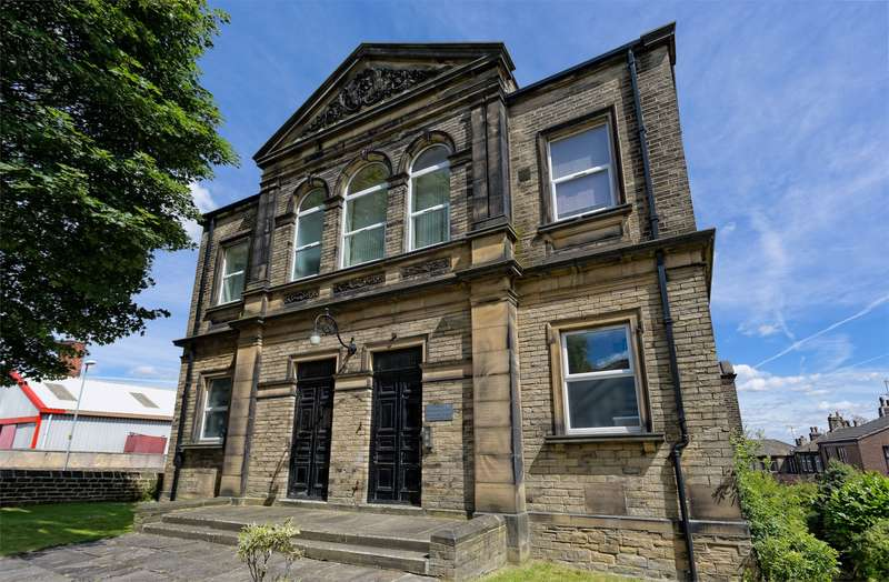 1 Bedroom Apartment Flat for sale in St Vincent Court, Littlemoor Road, Pudsey, LS28