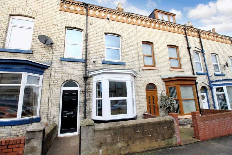 3 Bedrooms Terraced House for sale in Rothbury Street, Scarborough