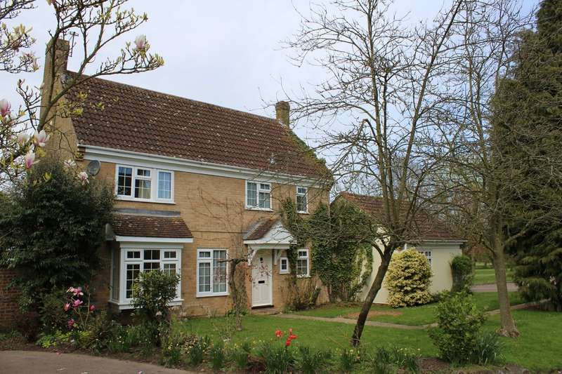 4 Bedrooms Detached House for sale in Tithe Close, Gazeley