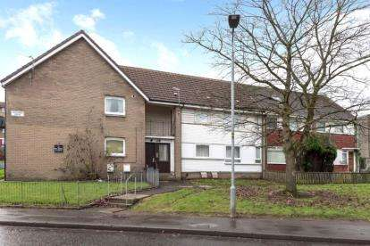 2 Bedrooms Flat for sale in Lochaber Drive, Rutherglen