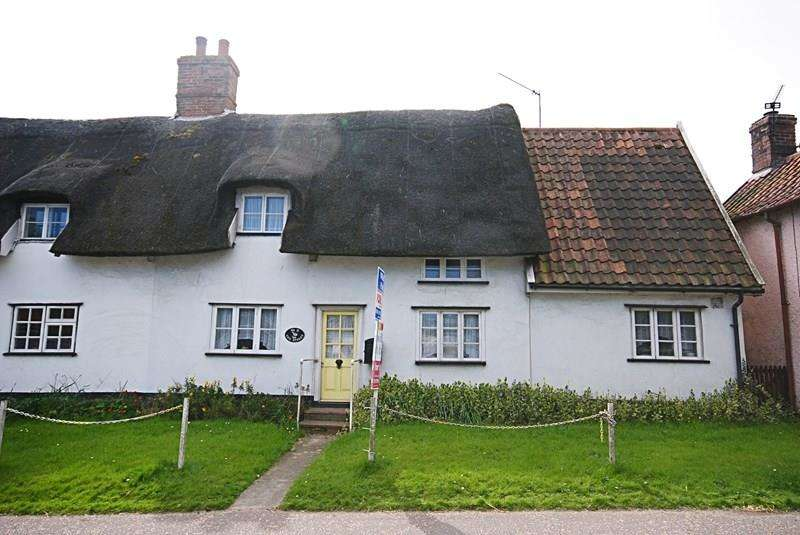 3 Bedrooms Cottage House for sale in The Street, South Lopham, Diss
