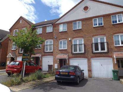 Town House for sale in Newhome Way, Walsall, West Midlands