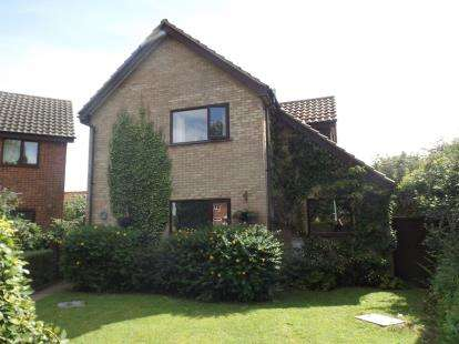 3 Bedrooms Detached House for sale in Tunstall, Woodbridge