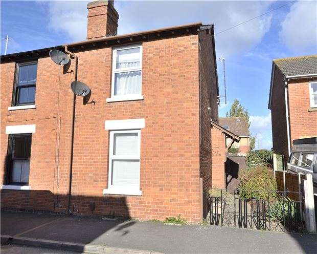 2 Bedrooms Semi Detached House for sale in Victoria Road, Longford, GLOUCESTER, GL2 9EG
