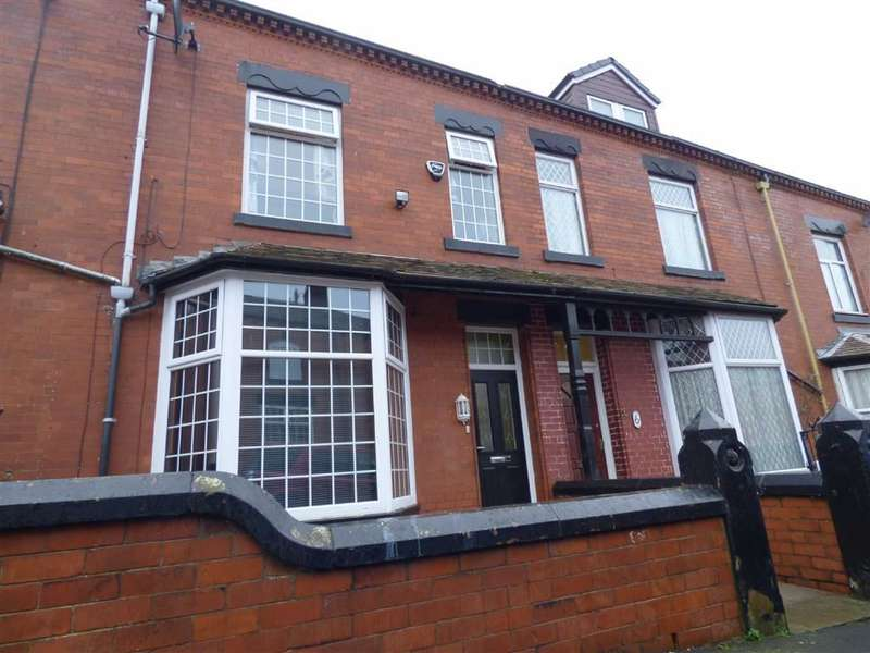 4 Bedrooms Property for sale in Newport Street, Coppice, Oldham, OL8