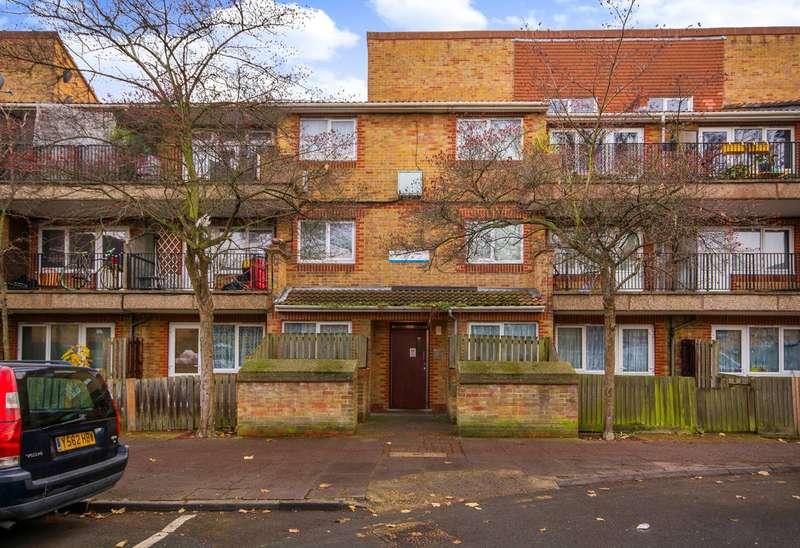 1 Bedroom Flat for sale in Staveley Close, Peckham, SE15
