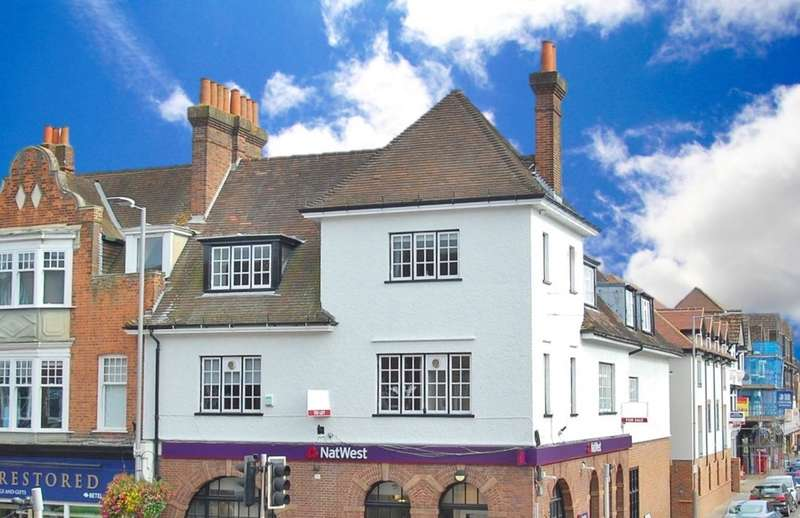2 Bedrooms Flat for sale in Station Road, Gerrards Cross, SL9