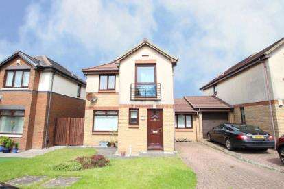 3 Bedrooms Detached House for sale in Durban Avenue, East Kilbride, Glasgow, South Lanarkshire