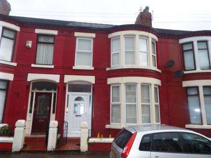3 Bedrooms Terraced House for sale in Pemberton Road, Liverpool, Merseyside, United Kingdom, L13