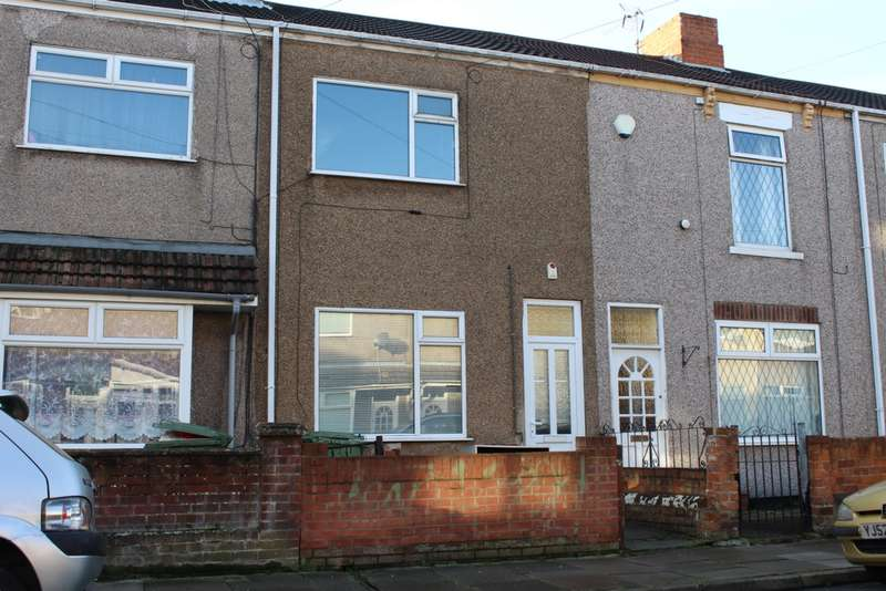 3 Bedrooms Property for sale in Sussex Street, Cleethorpes, DN35