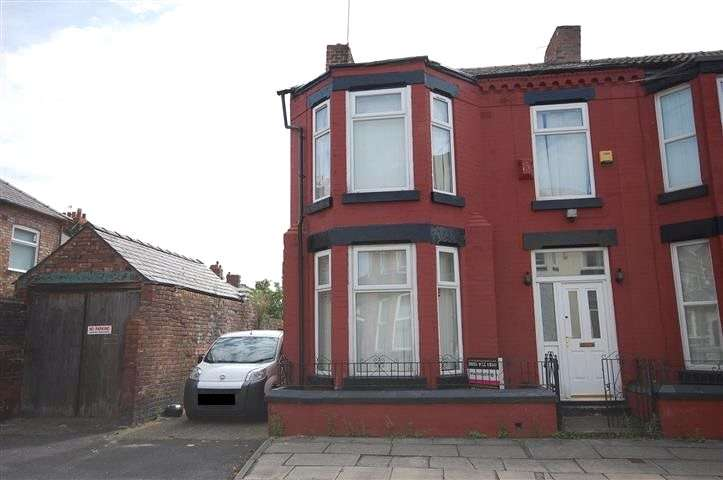 3 Bedrooms End Of Terrace House for sale in Blantyre Road, Wavertree, Liverpool, L15