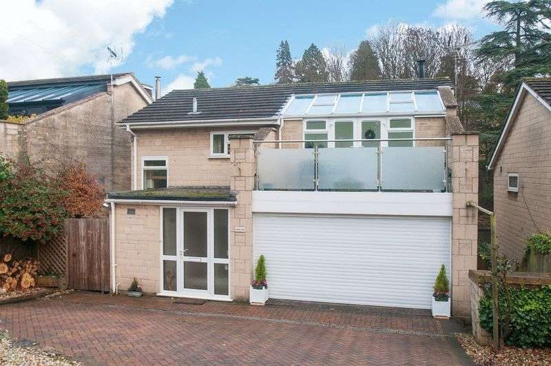 4 Bedrooms Detached House for sale in Fairglade, Weston Lane, Bath, BA1 4AA