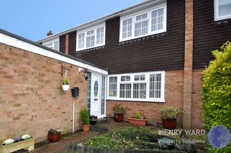 3 Bedrooms Terraced House for sale in Roundhills, WALTHAM ABBEY