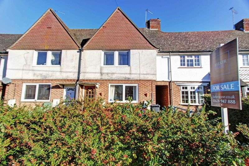 4 Bedrooms Terraced House for sale in Berwick Road, Marlow