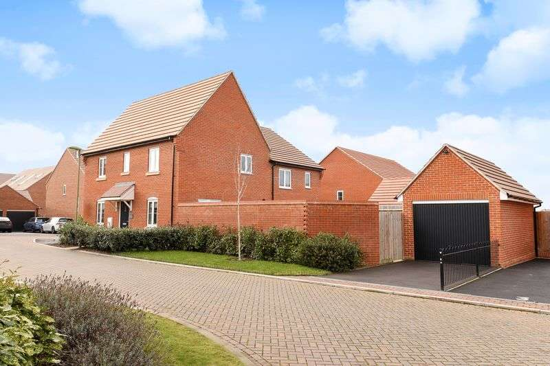3 Bedrooms Semi Detached House for sale in Chris Muir Place, Didcot