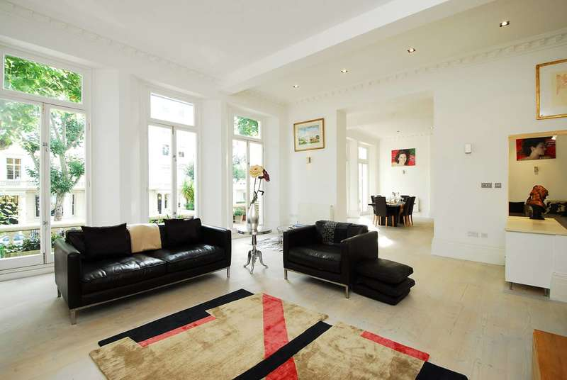 4 Bedrooms Flat for sale in Queens Gate, South Kensington, SW7