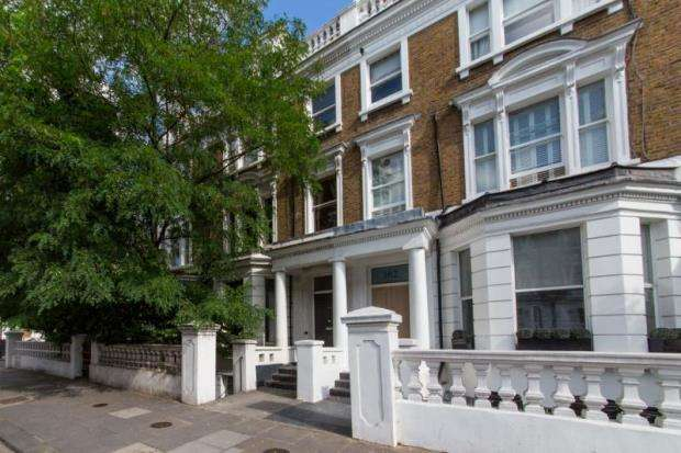2 Bedrooms House for sale in Holland Road, Holland Park, London, W14