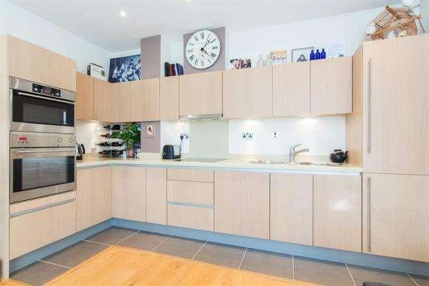 2 Bedrooms Apartment Flat for sale in Bromyard House, Bromyard Avenue, Acton, W3