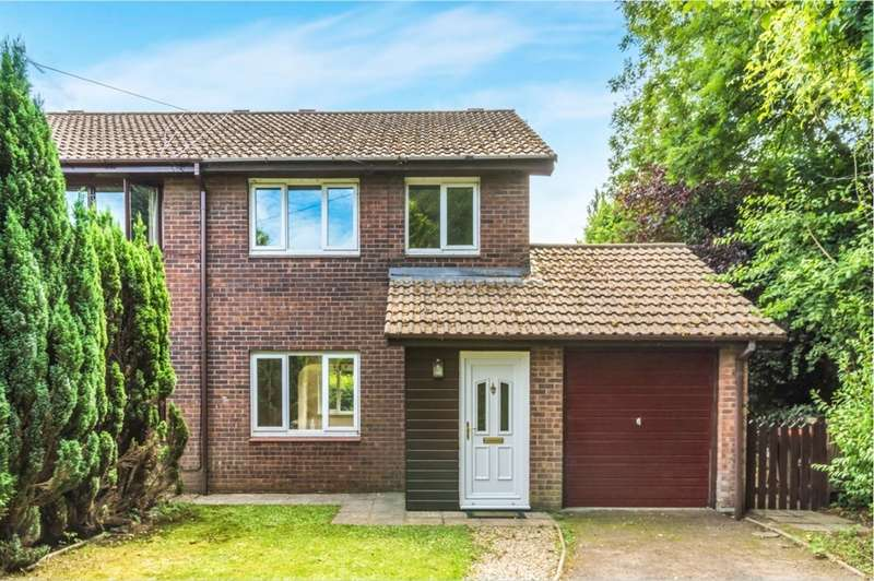 3 Bedrooms Semi Detached House for sale in Park View Gardens, Bassaleg, Newport