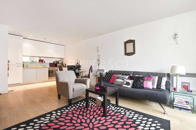 1 Bedroom Flat for sale in Amazon Apartments, New River Avenue, London, N8