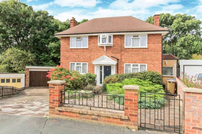3 Bedrooms Detached House for sale in The Glen, Pinner