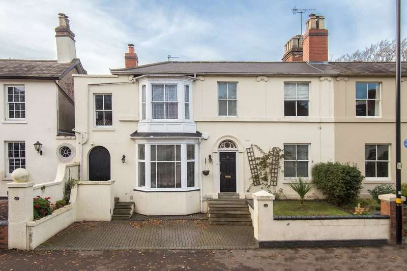 5 Bedrooms Detached House for sale in Wheeley's Road, Edgbaston, B15 2LD