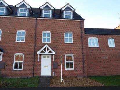 3 Bedrooms Terraced House for sale in Wharf Lane, Solihull, West Midlands