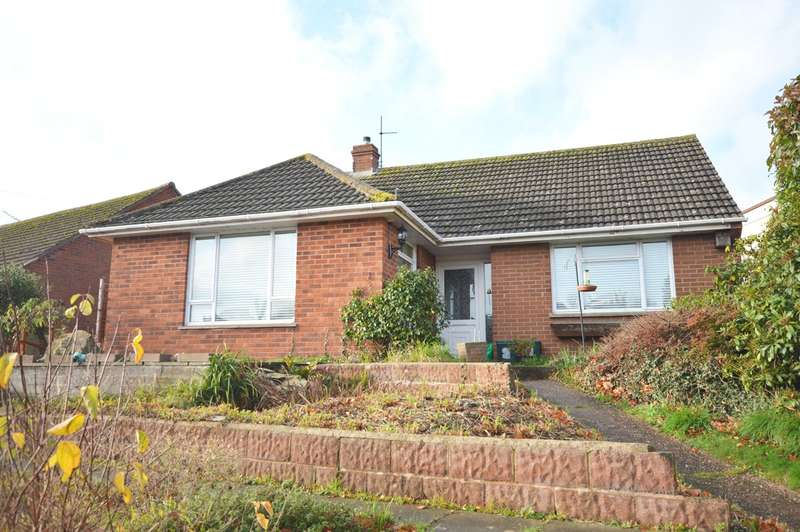 2 Bedrooms Bungalow for sale in Heavitree, Exeter