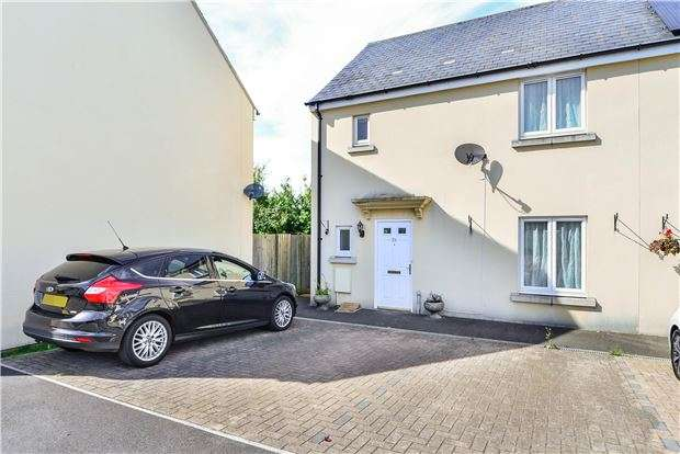 3 Bedrooms Semi Detached House for sale in Breachwood View, BATH, BA2 2TX