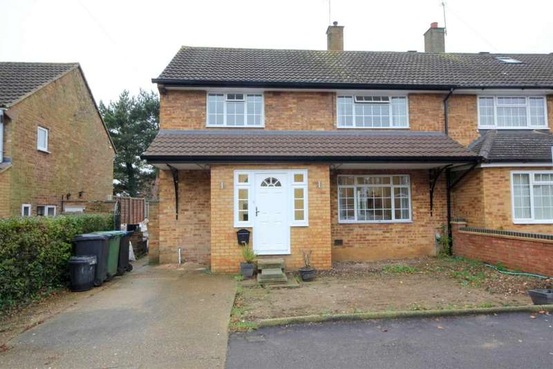 3 Bedrooms House for sale in 3 DOUBLE BEDROOM IN Hollybush Lane, HP1