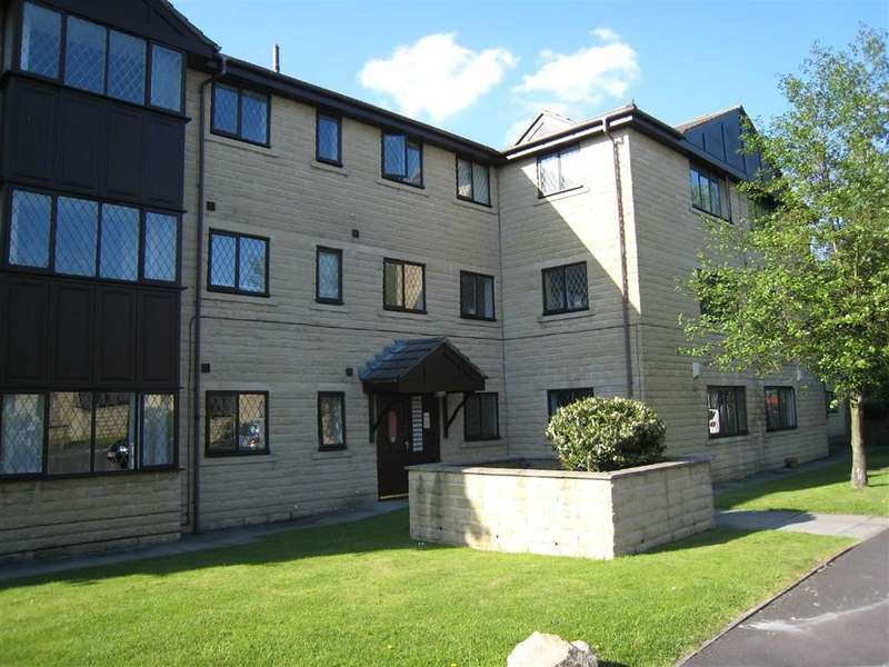 2 Bedrooms Flat for sale in Victoria Mews, Parr Lane, Bury