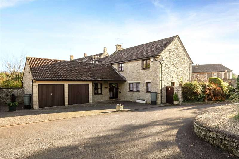 4 Bedrooms Detached House for sale in Saltford Court, Saltford, Bristol, BS31