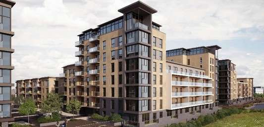 2 Bedrooms Flat for sale in Skylark Apartments, Kennet Island, Reading