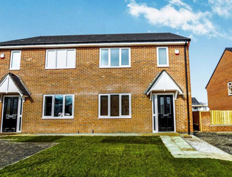 3 Bedrooms Semi Detached House for sale in Wheatley Road, Rotherham, S61