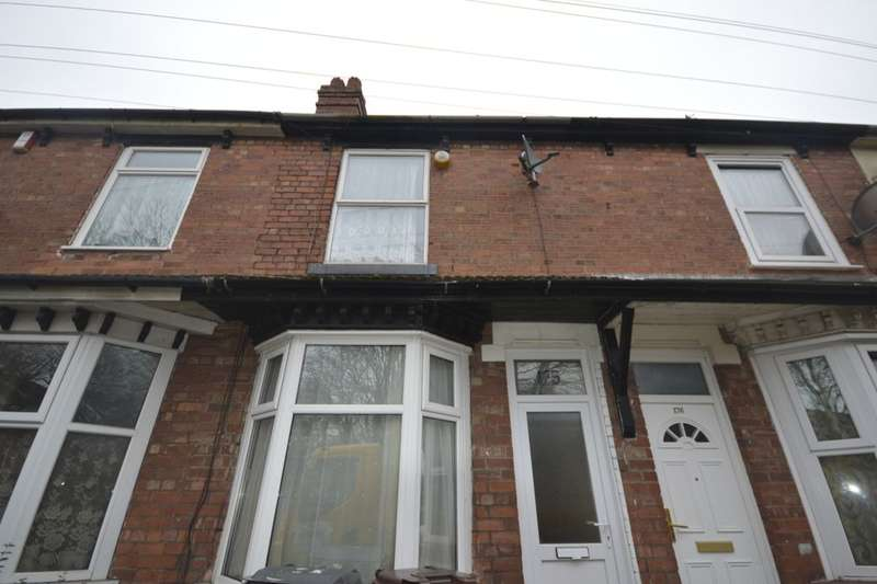3 Bedrooms Semi Detached House for rent in Sweetman Street, Wolverhampton, WV6