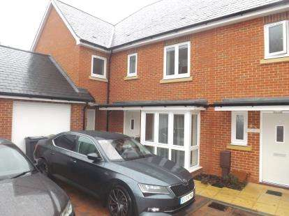 3 Bedrooms Terraced House for sale in St. Michaels Place, Waterlooville, Hampshire