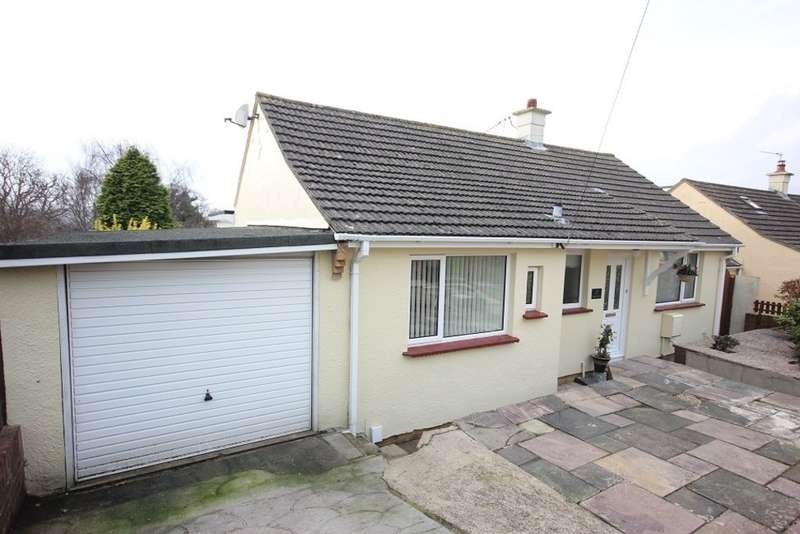 3 Bedrooms Detached Bungalow for sale in Haytor Grove, Newton Abbot