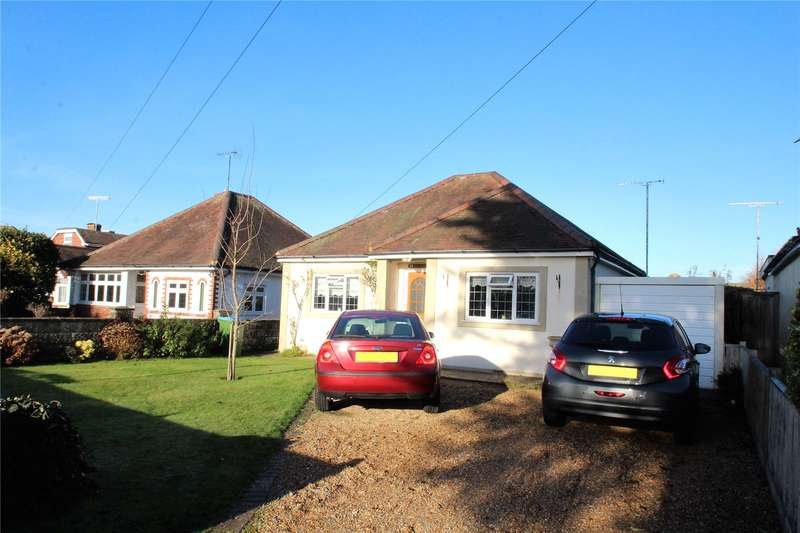 2 Bedrooms Detached Bungalow for sale in Langbury Lane, Ferring, West Sussex, BN12