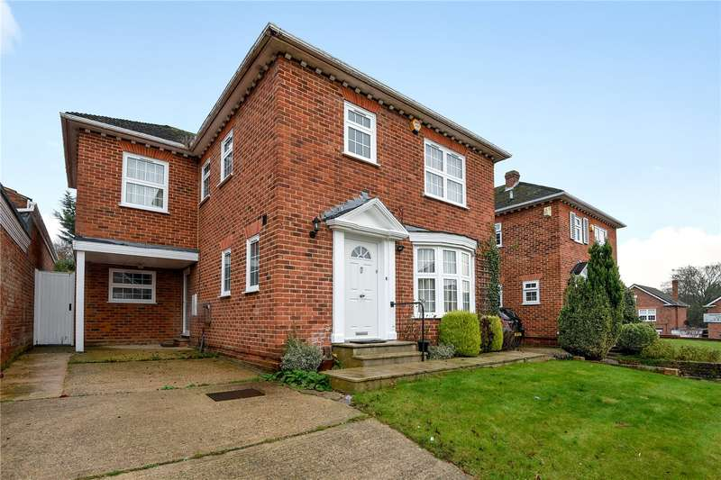 3 Bedrooms House for sale in Greenheys Close, Northwood, Middlesex, HA6