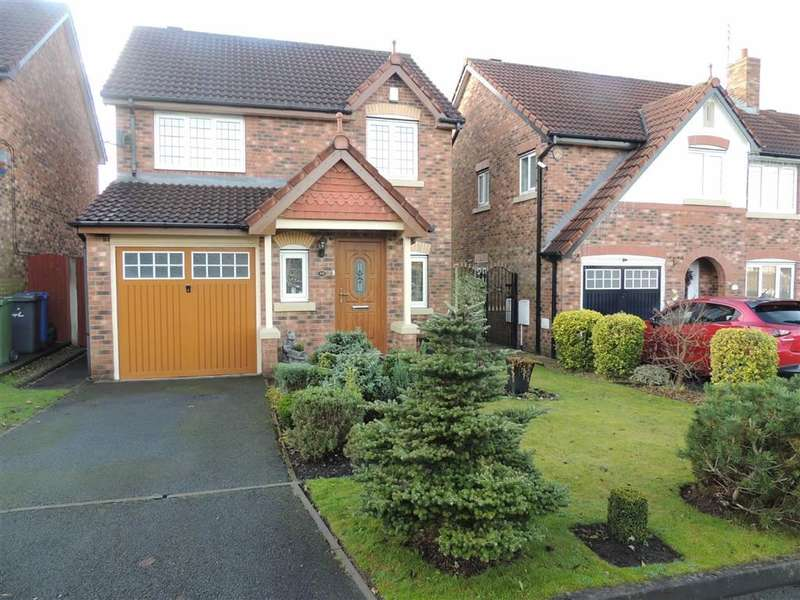 3 Bedrooms Property for sale in Ash Tree Avenue, DROYLSDEN, Droylsden Manchester