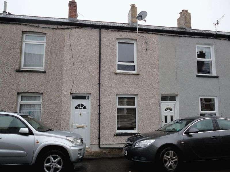 2 Bedrooms Terraced House for sale in Oxford Street, Pontypool