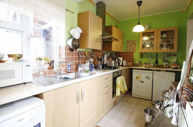 4 Bedrooms Terraced House for sale in Hawthorn Terrace, Goole