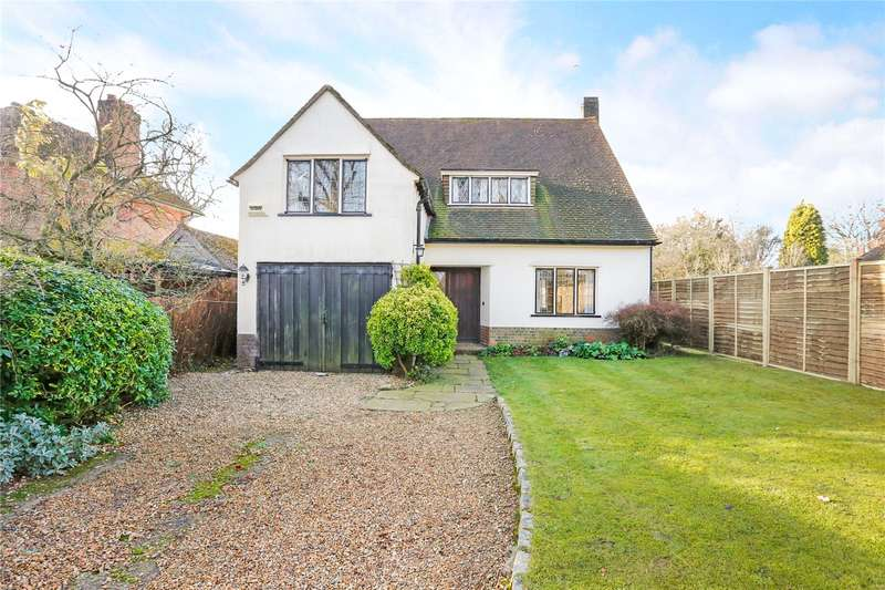 4 Bedrooms Detached House for sale in Main Road, Lacey Green, Princes Risborough, Buckinghamshire, HP27