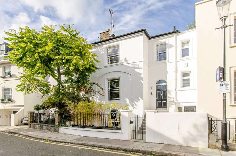 4 Bedrooms House for sale in Clareville Street, South Kensington, SW7