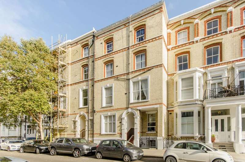 1 Bedroom Flat for sale in Cheniston Gardens, Kensington, W8