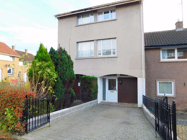 3 Bedrooms Terraced House for sale in Cleveland Drive, Inverkeithing, KY11