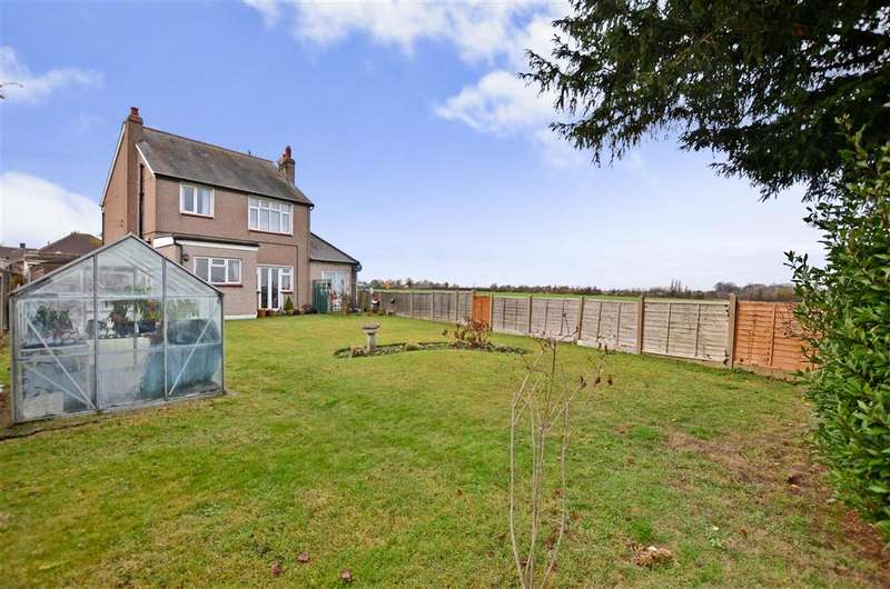 4 Bedrooms Detached House for sale in Cross Road, Hawley, Dartford, Kent