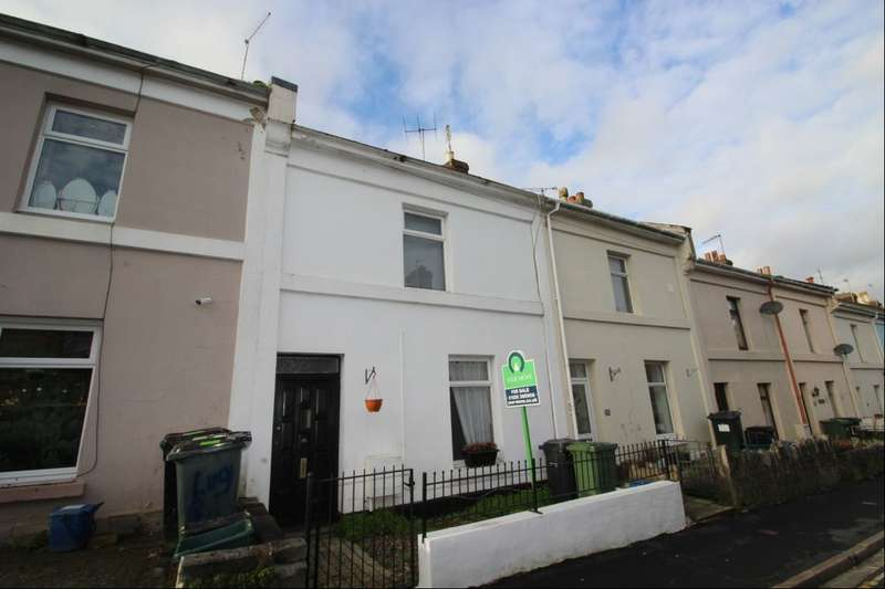 3 Bedrooms Property for sale in Fairfield Terrace, Newton Abbot, TQ12
