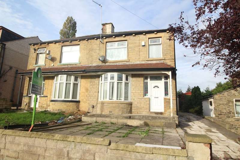 3 Bedrooms Semi Detached House for sale in Hutton Road, Bradford, BD5