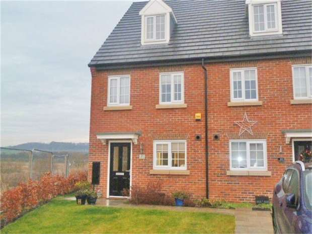 3 Bedrooms Semi Detached House for sale in Falcon Close, Mexborough, South Yorkshire